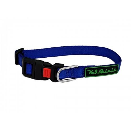 Collar Safety K9 Spirit Para Cães (Azul)