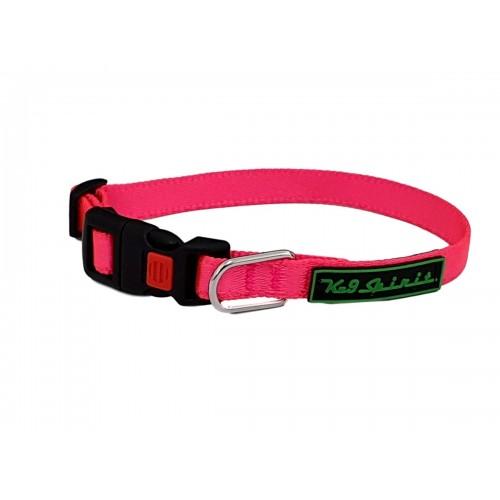 Collar Safety K9 Spirit Para Cães (Rosa)