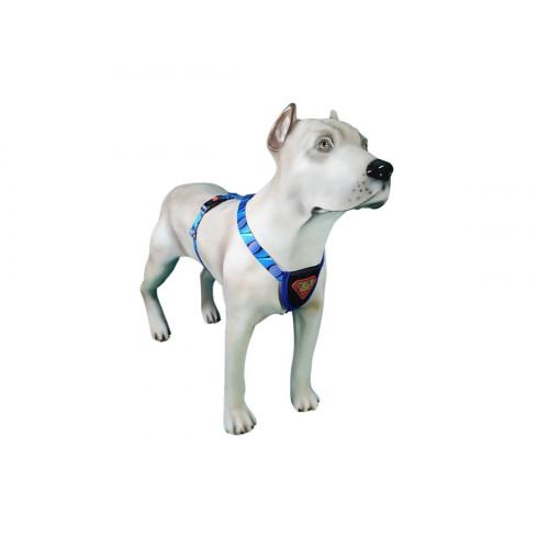 Peitoral Boreal Luxo com Regulagem K9 Spirit Para Cães