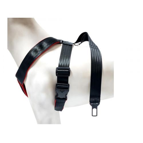 Peitoral Cinto de Segurança K9 Spirit Para Cães